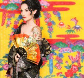 100 kimono